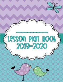 Printable Lesson Plan Book