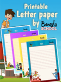 Printable Letter Paper