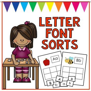 Letter Recognition Sorts