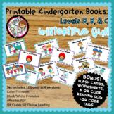 Printable Leveled Books Kindergarten - Wintertime Fun Leve