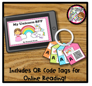Printable Leveled Books for Beginning Readers - Magical Creatures - Level A