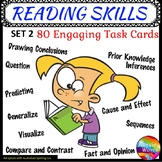 Reading Activities Using Picture and Visualization SET 2