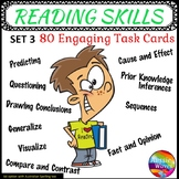 Reading Activities Using Pictures and Visualization SET 3