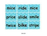 Printable Long i Word Sort Literacy Center With Recording Sheets