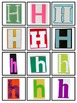 Magazine Letter Sort for Letter & Word Work, Literacy Centers, Letters A-M