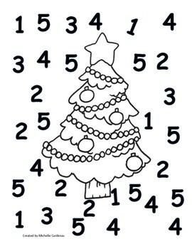 Printable Math Activities