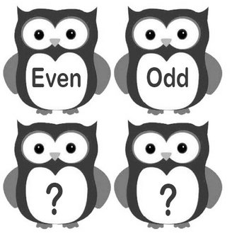 Printable Math Assorted Activities - Owl Numbers 1 to 100 Grayscale