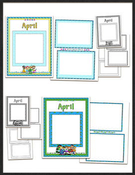 Printable Memory Book {Seasonal & Holiday Complete Bundle}