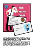 Printable Mime Prompt Cards