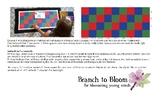 Printable Montessori Checkerboard Mat