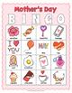 Printable Mother's Day BINGO Game