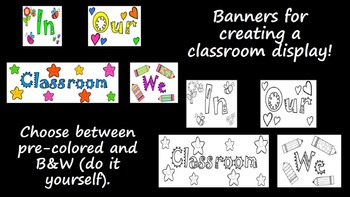 Class Rules Growth Mindset Coloring In Printable Activity