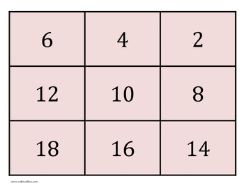 Universal image pertaining to multiplication flash cards printable