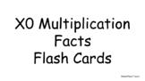 Printable Multiplication Flashcards BUNDLE (0-12 facts)!!