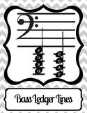 Printable Music Symbol Posters