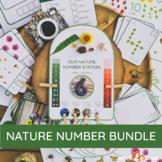 Printable Nature Number 1- 10 Bundle