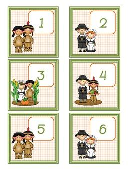 Printable November Calendar Numbers