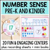 Printable Number Sense Activities