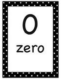 Printable Number Wall 0-20