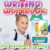 Printable PDF Alphabet Tracing Worksheets