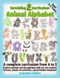 Animal Alphabet: Create and Explore Animals with Activities from A to Z