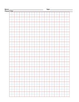 Printable Paper - Grid Paper, Lined Paper, Geometric Paper, Handwriting Paper