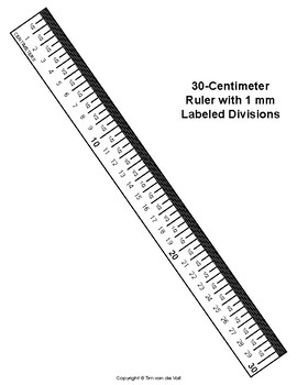 photo relating to Centimeter Ruler Printable identify Printable Paper Rulers - Inches and Centimeter, Coloration and Black White PDF