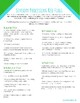 Printable Parent Resource Pack