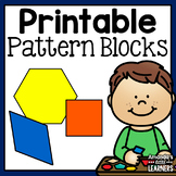 Printable Pattern Blocks