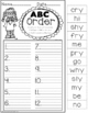 Printable Phonics 2nd Gr Unit 7 Open Syllable, Y as a Vowe