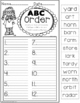 Printable Phonics 2nd Grade! Unit 8, R-Controlled Syllable -ar and -or!
