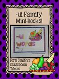 -ui Word Family Quick and Easy to Prep Printable Phonics R