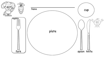 photo regarding Printable Placemats named Printable Placemats Worksheets Academics Shell out Academics