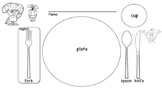 Printable Placemat