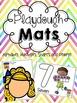 Printable Playdough Mats Print, Laminate, and GO!