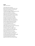 Printable Poems for Ancient History