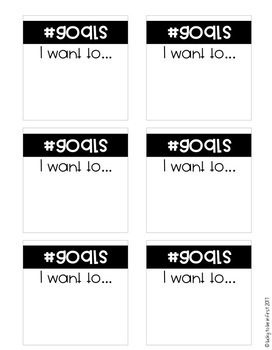 Printable Post-It Notes - Classroom Questions