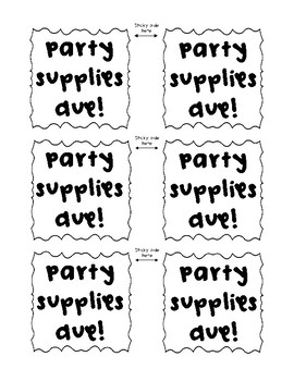 Printable Post-Its: Halloween- FREE UPDATES FOR LIFE!
