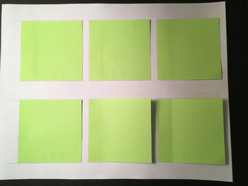 Printable Post Its - Sticky Notes - Hall Passes