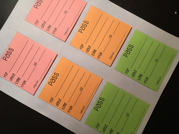 picture about Printable Post Its known as Printable Write-up Its - Sticky Notes - Corridor Pes