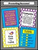 Team Building Motivational Posters Classroom Decor BUNDLE of 4 Signs