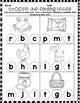 Printable Practice:  Ending Sounds