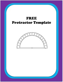 photograph about Protractor Printable Pdf identify Printable Protractor Worksheets Instructors Pay out Instructors