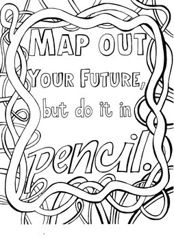 Map out You Future Quote