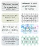 Printable Quotes for Kids-- Make into Stickers