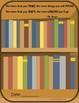 Printable Reading Bookshelf Log- Keep track of Books read!