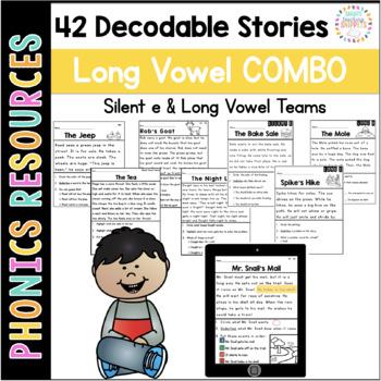 Printable Reading Passages: Long Vowels
