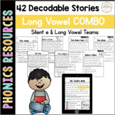 Printable Decodable Passages: Long Vowels