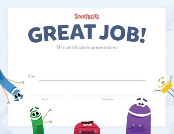 Printable Recognition Certificates