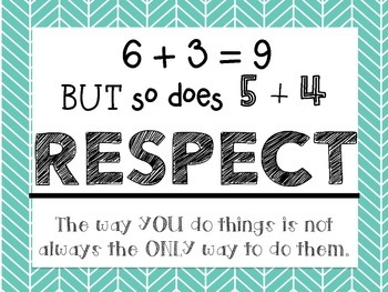 Printable: Respect Quote Poster